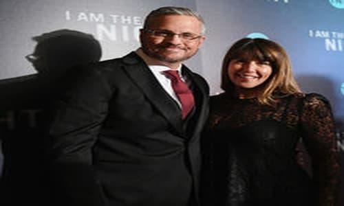Sam Sheridan and wife Patty Jenkins