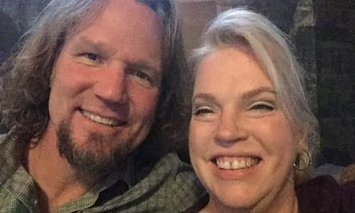 Janelle Brown with Kody Brown, her spiritual husband