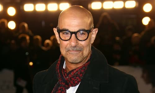 Stanley Tucci's Photo