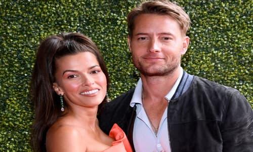 Sofia Pernas and her Husband Justin Hartley